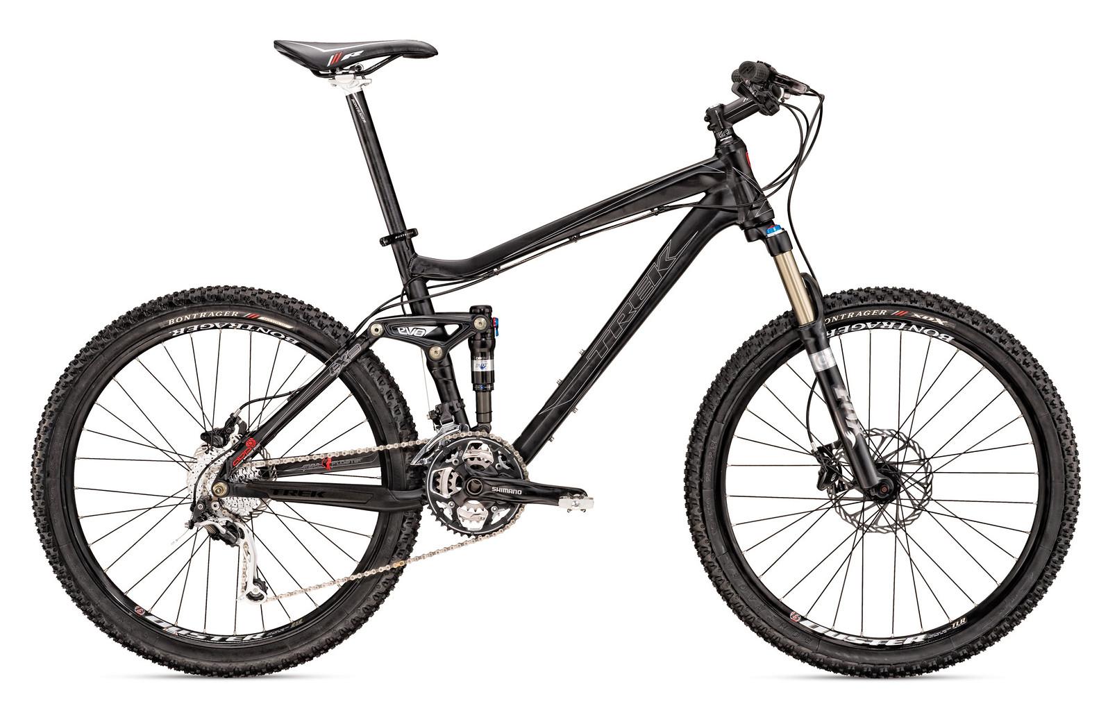 2010 Trek EX 8 Bike fuelex8_black