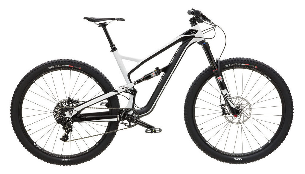 2016 YT Jeffsy CF Comp 1 Bike