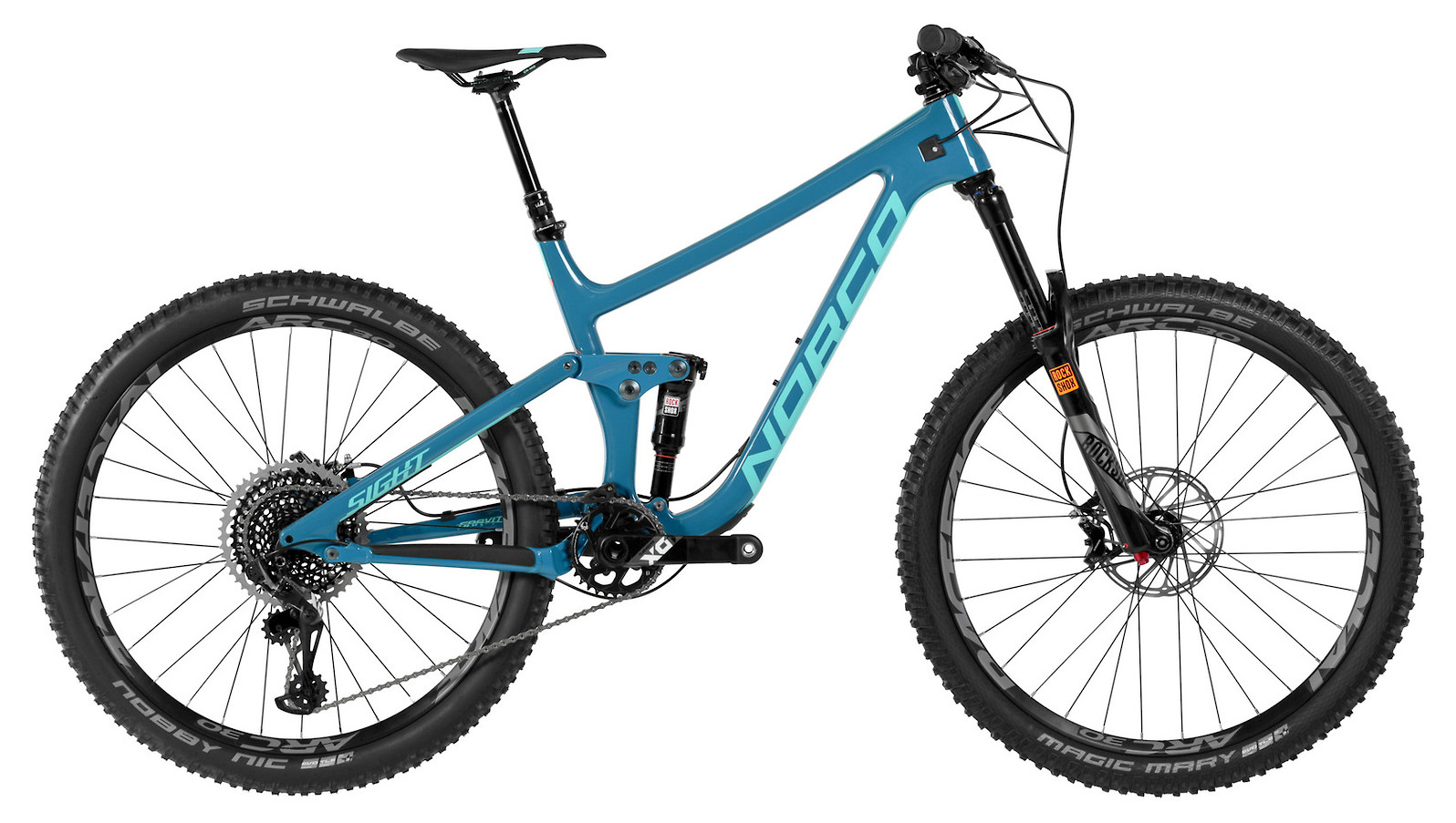 2017 Norco Sight C 7.1