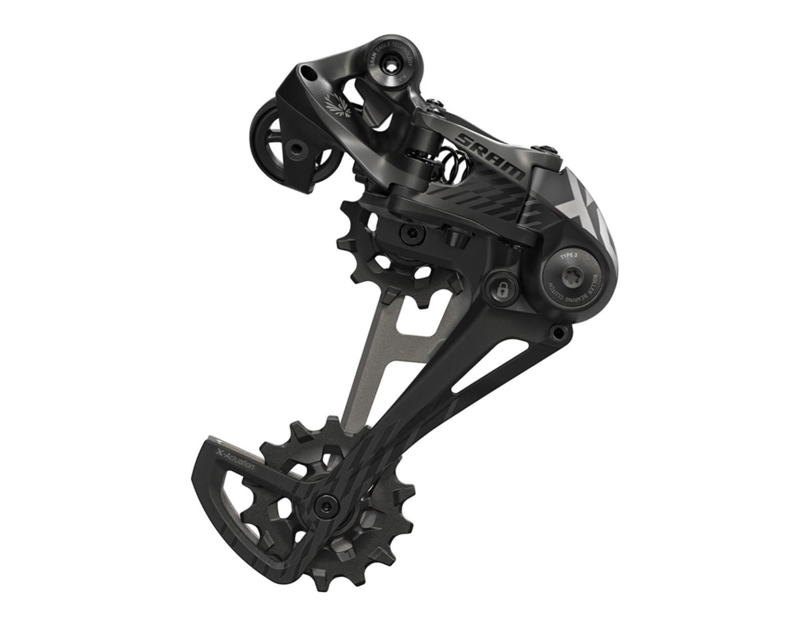 SRAM X01 Eagle - Black
