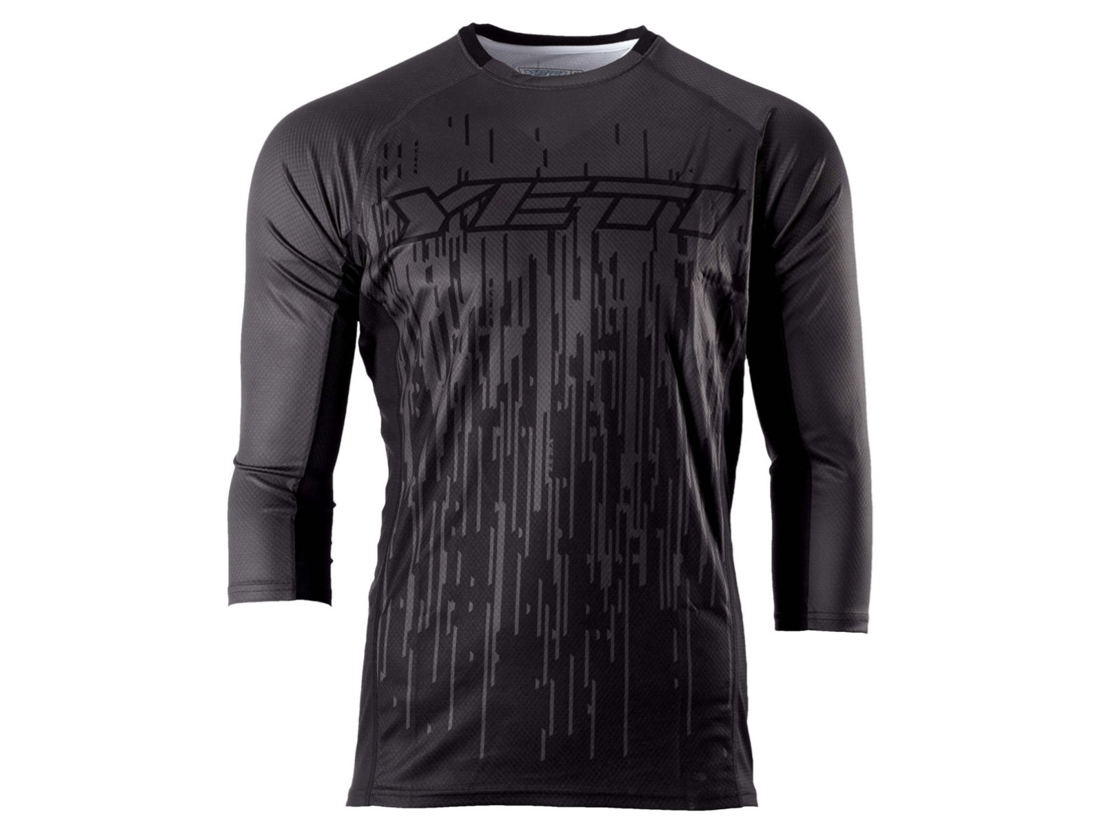 2016 Yeti Team Issue Replica Jersey - Black b3d200533