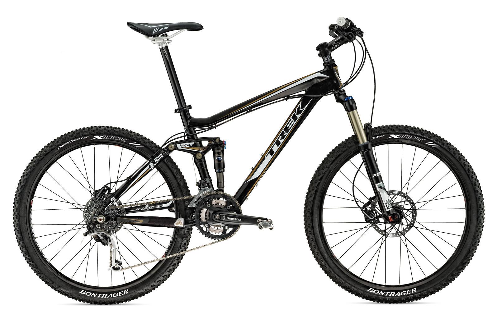 2010 Trek EX 6 Bike fuelex6_black
