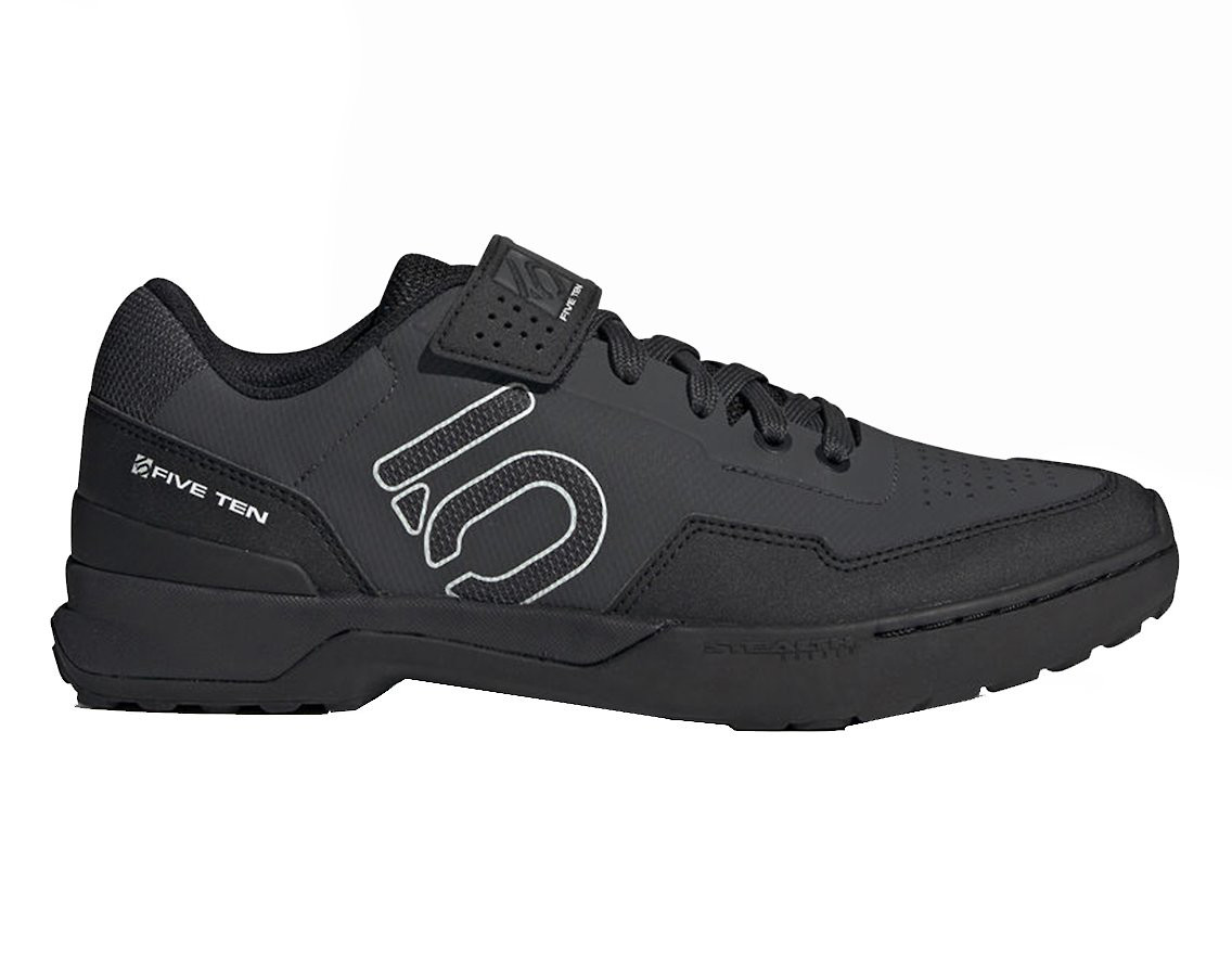 Five Ten Kestrel Lace (Carbon/Black/Clear Grey)