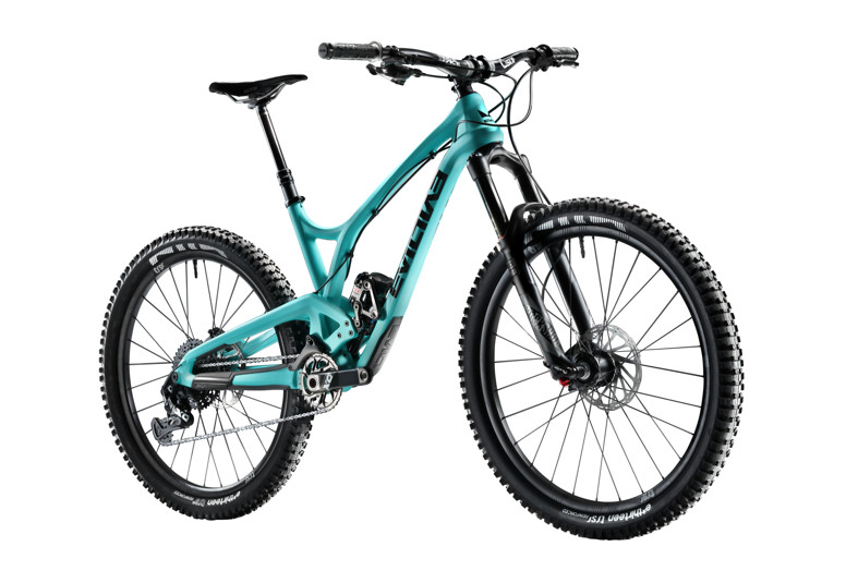 2017 Evil Calling Bike - Angry Dolphin