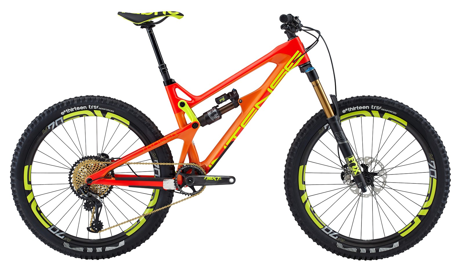 2017 Intense Tracer Factory  1 Tracer FTY RED