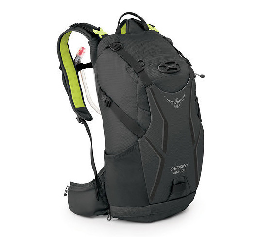 Osprey Zealot 15 Hydration Pack - carbide grey