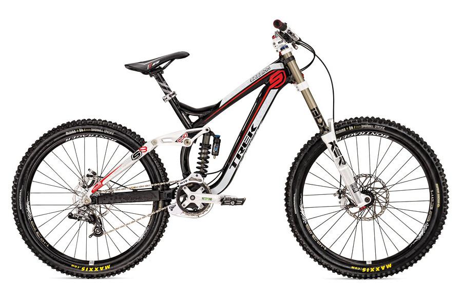 72e818beaaa 2011 Trek Session 8 Bike - Reviews, Comparisons, Specs - Mountain ...