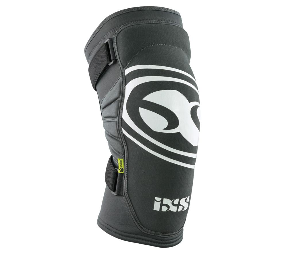 2017 iXS Carve Evo Knee Pad (front)