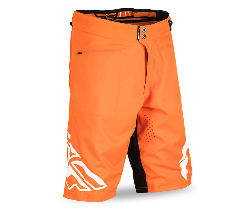 Fly Racing Radium Short (orange)