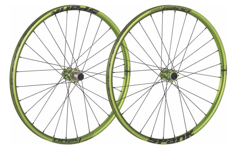 Spank Oozy Trail 295 (32 Hole) Wheelset (team edition)