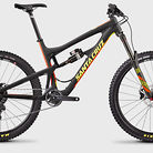 2017 Santa Cruz Nomad Carbon C R Bike