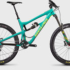 2017 Santa Cruz Nomad Carbon CC X01 Bike