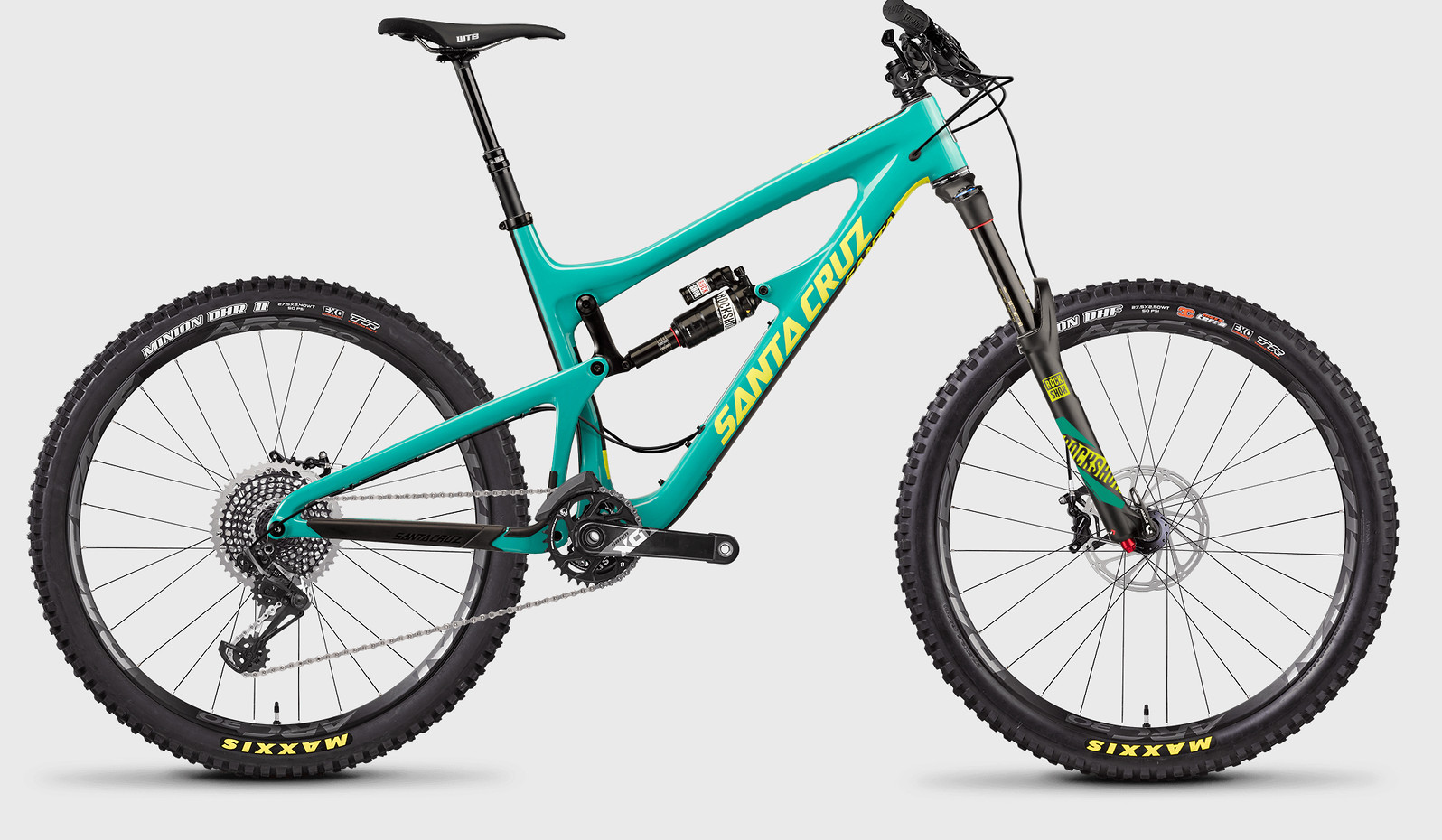 2017 Santa Cruz Nomad Carbon Cc X01 Bike Reviews