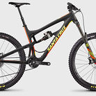 2017 Santa Cruz Nomad Carbon CC XX1 Bike