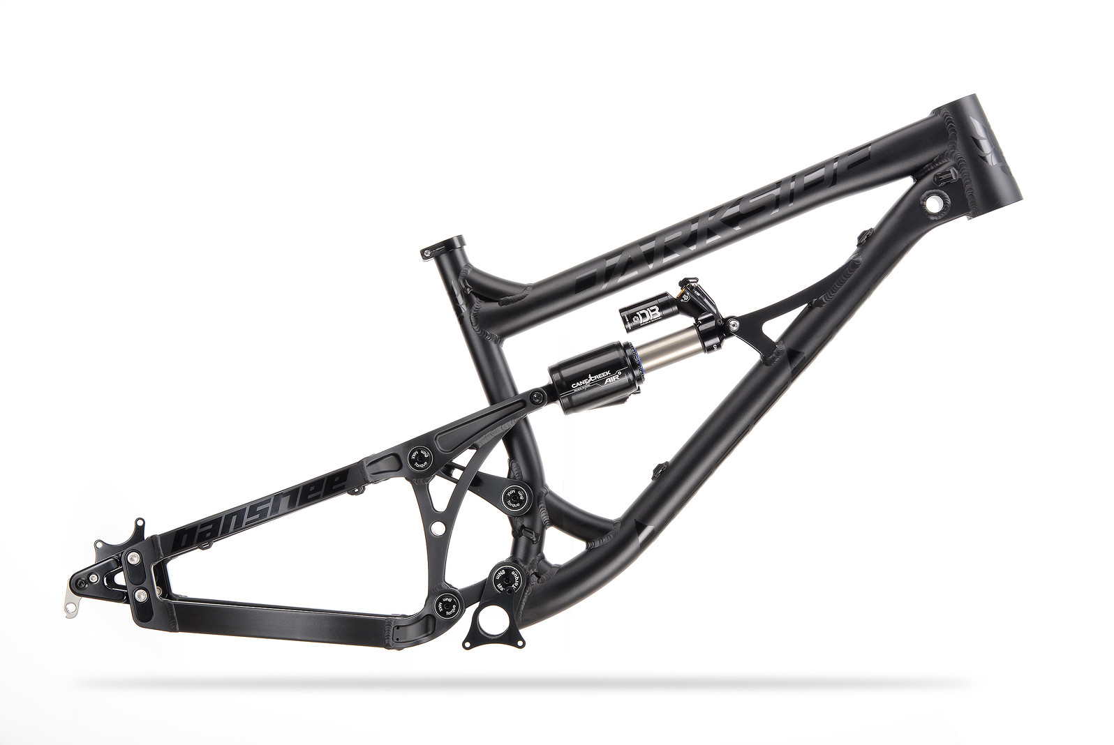 Banshee 2017 Darkside Frame (stealth)