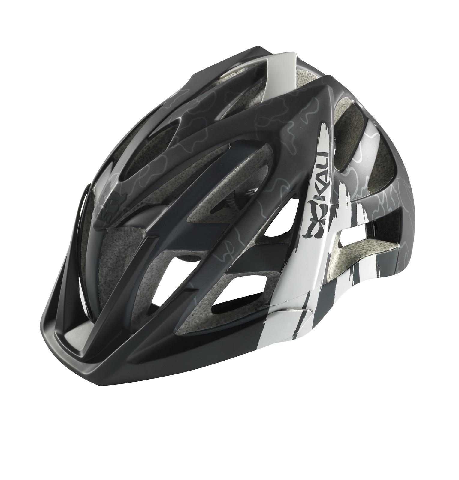 Kali Protectives Avita Fiberglass Helmet 0036
