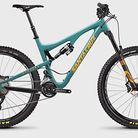 2017 Santa Cruz Bronson Carbon CC XT Bike