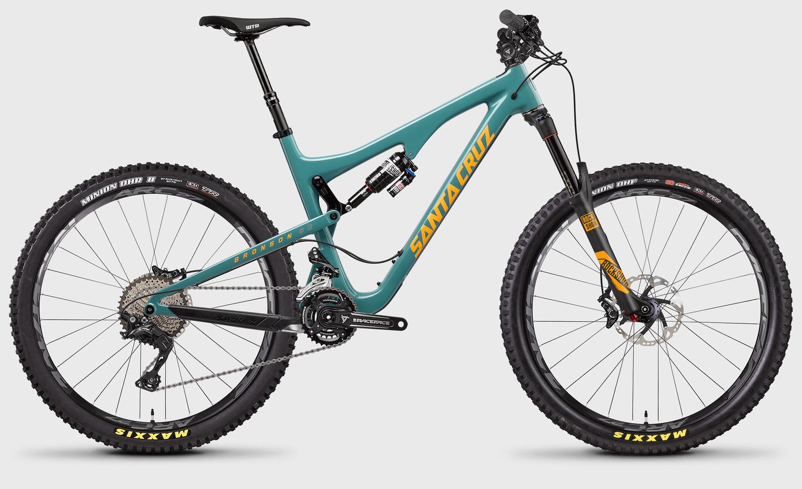 2017 Bronson Carbon CC XT