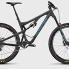 2017 Santa Cruz Bronson Carbon CC X01 Bike