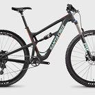 2017 Santa Cruz Hightower Carbon C R 29 Bike
