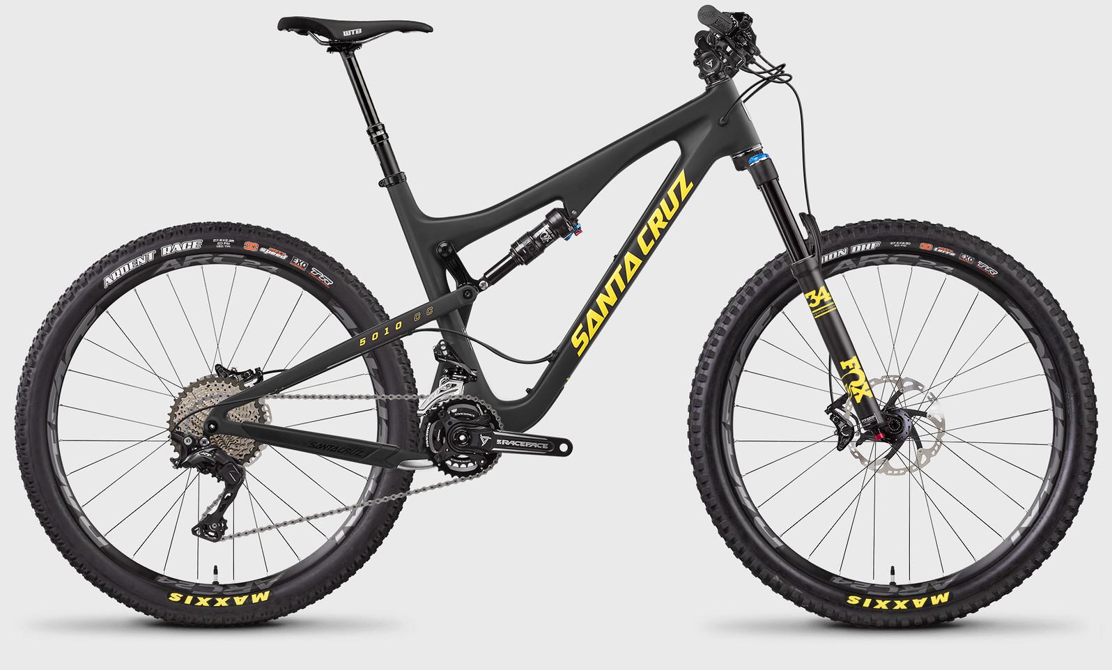 2017 Santa Cruz 5010 Carbon Cc Xt Bike Reviews