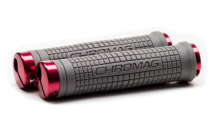 Chromag Squarewave XL Grip (grey)