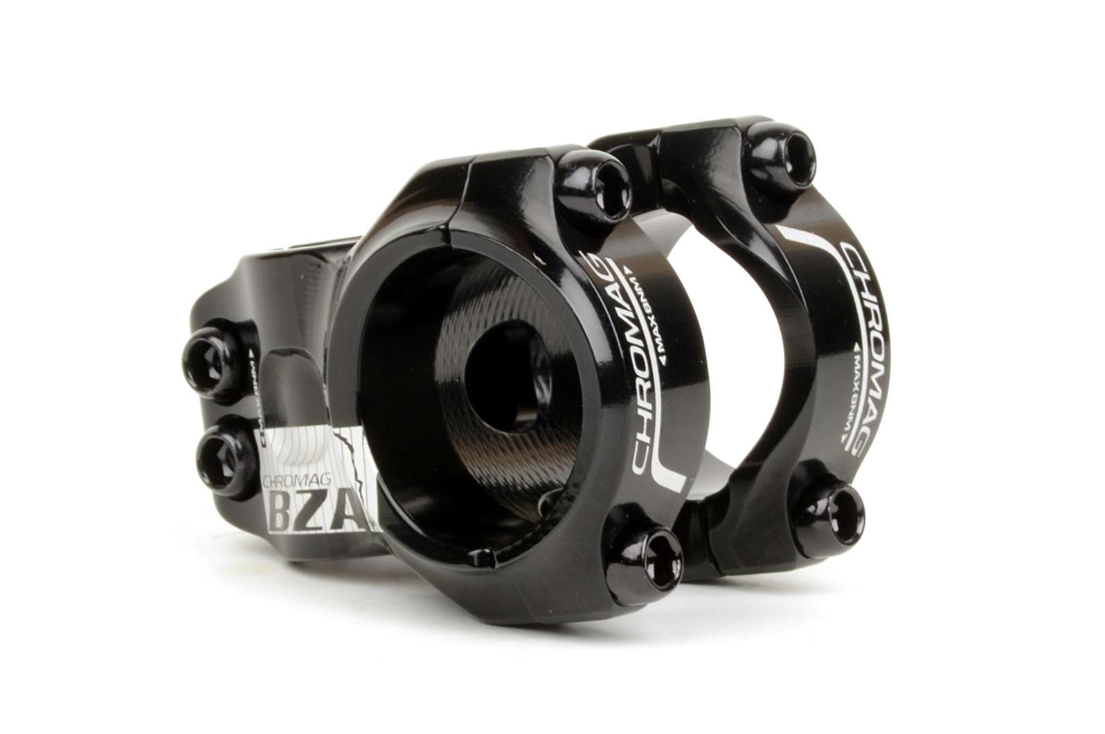 Chromag BZA 35 Stem (black)