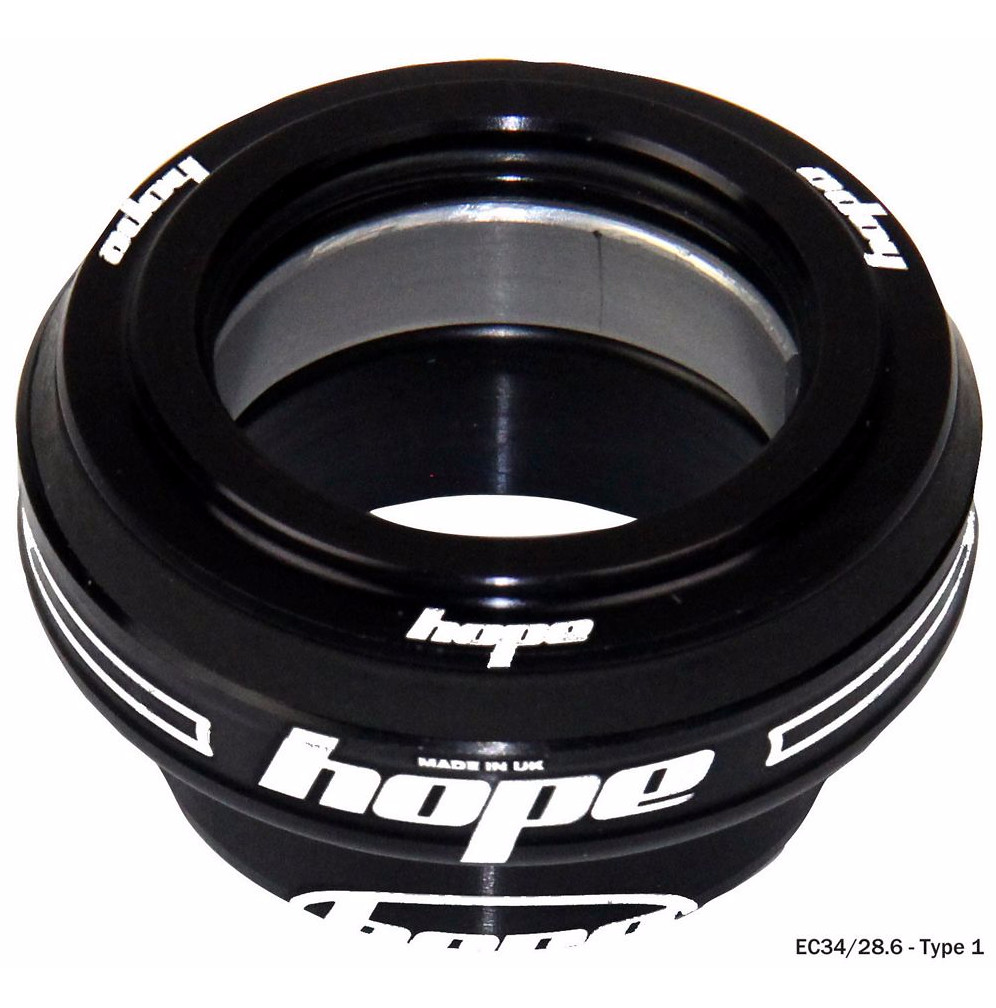 IS41//28.6 Orange Integrated Hope Technology Pick n Mix Bike Headset Top Cup