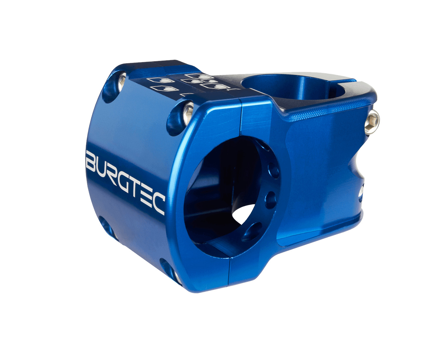 Enduro MK2 35 Stem (deep blue)