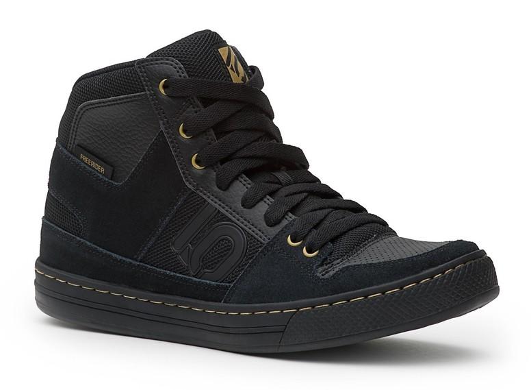 Five Ten Freerider High Men's MTB Shoe - Black/Khaki