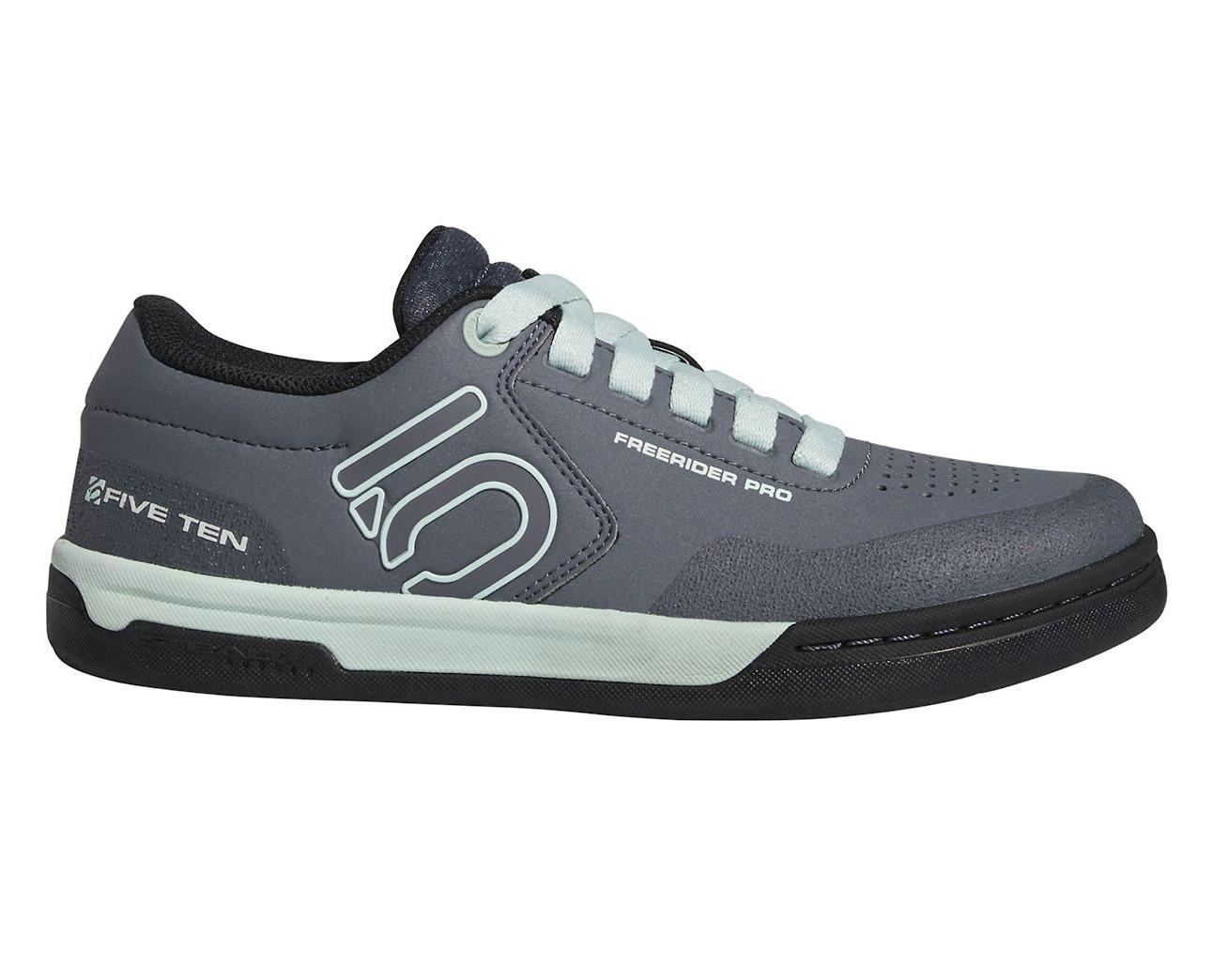Five Ten Freerider Pro Women's MTB Shoe - Onix/Ash Green/ Clear Grey
