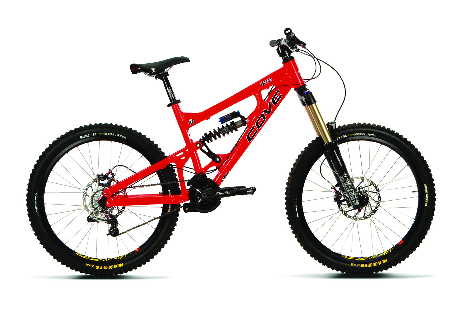 07f7e7339a2 2011 Cove STD Bike - Reviews, Comparisons, Specs - Mountain Bikes ...