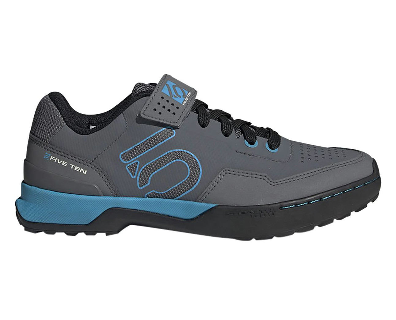 Five Ten Kestrel Lace Women's (Grey Five/Shock Cyan/Black)