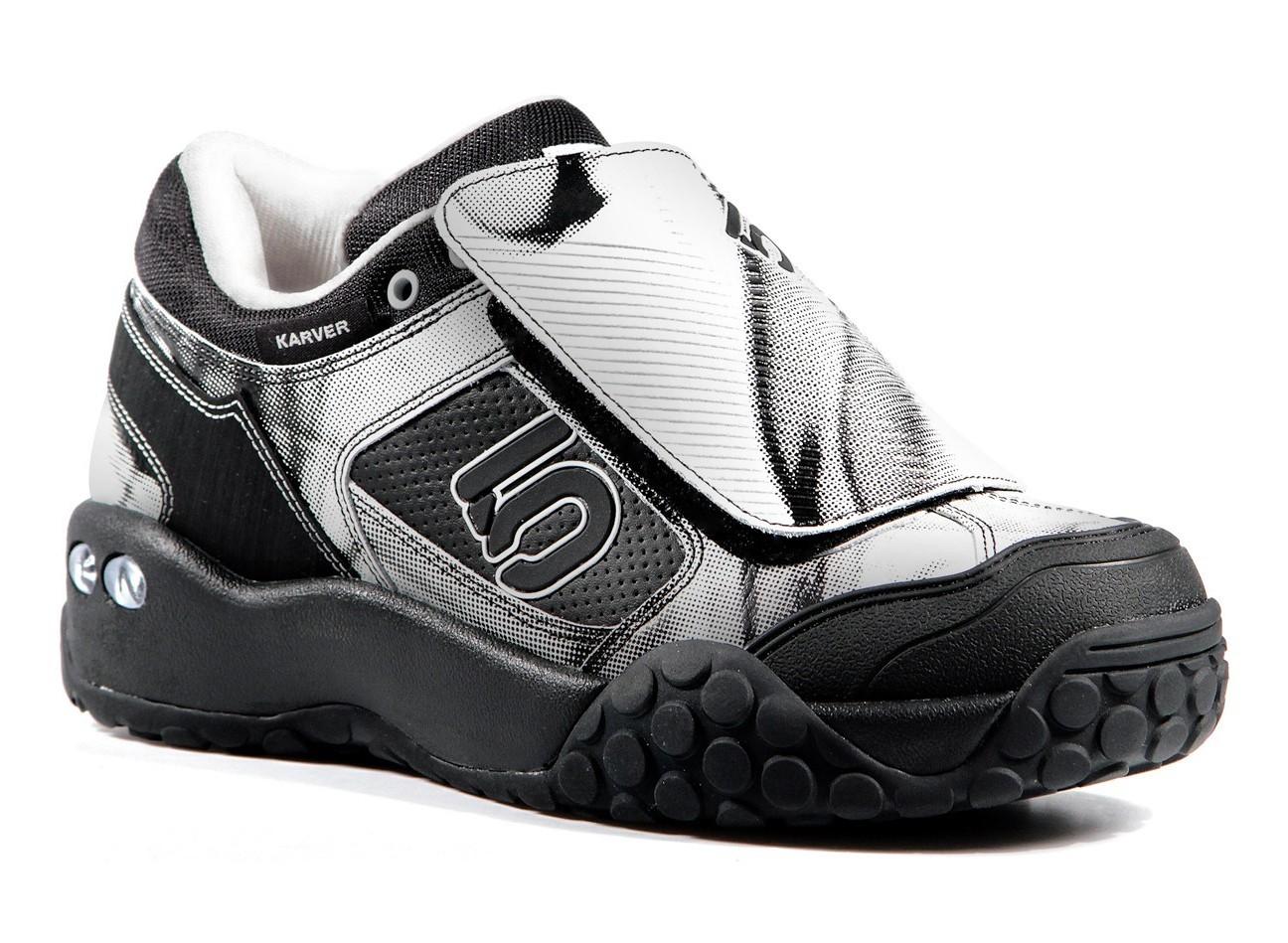 Five Ten Karver (2013) Women's MTB Shoe - Ash Grey