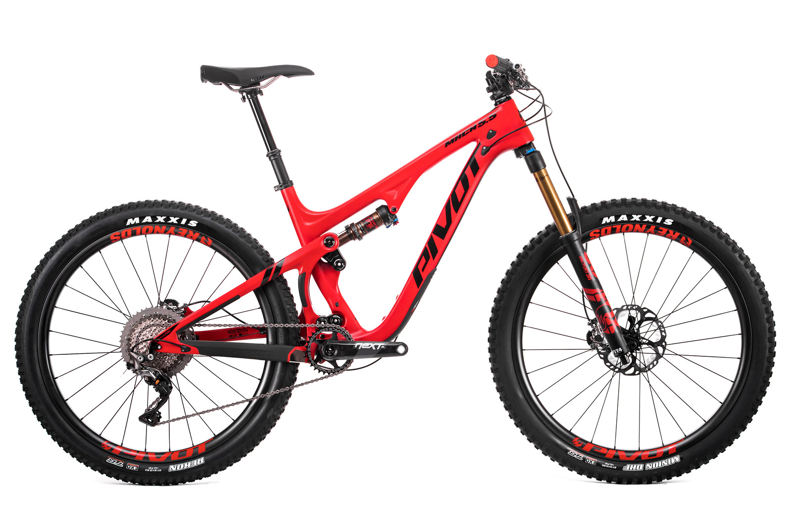 Reviews Com Product Reviews And Comparisons Of 2018 >> 2018 Pivot Mach 5.5 Carbon Team XTR 1x - Reviews, Comparisons, Specs - Mountain Bikes - Vital MTB