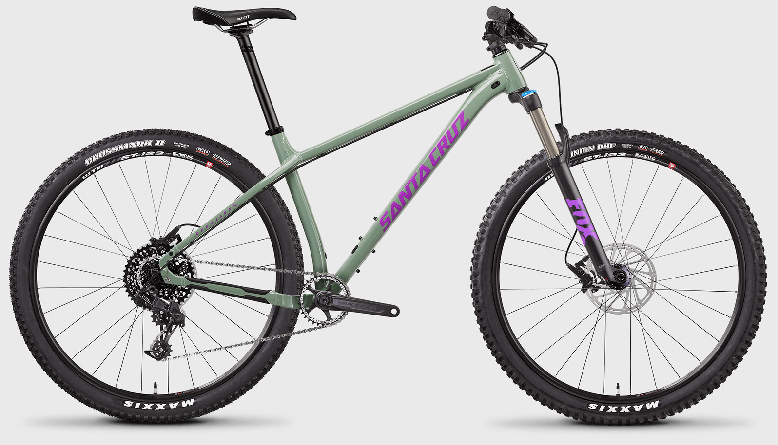 2017 Santa Cruz Chameleon R1 Bike