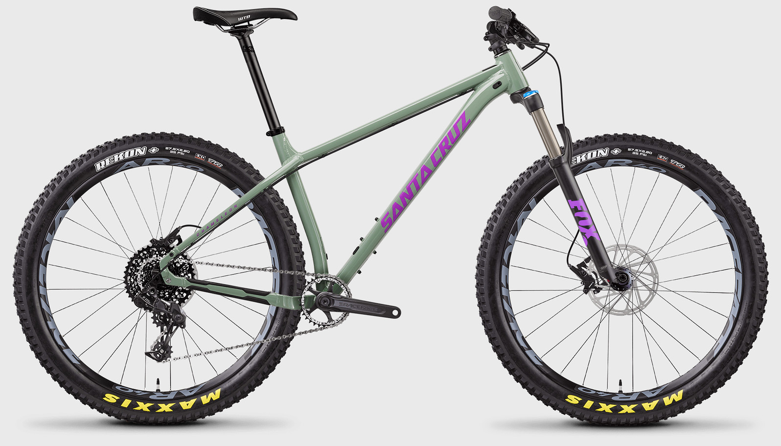 2017 Santa Cruz Chameleon R1  Bike