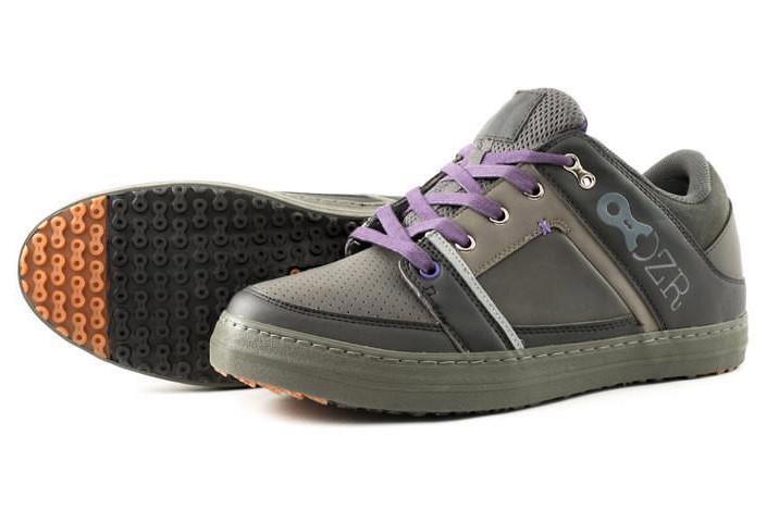 Sense Flat Pedal Shoe (grey)