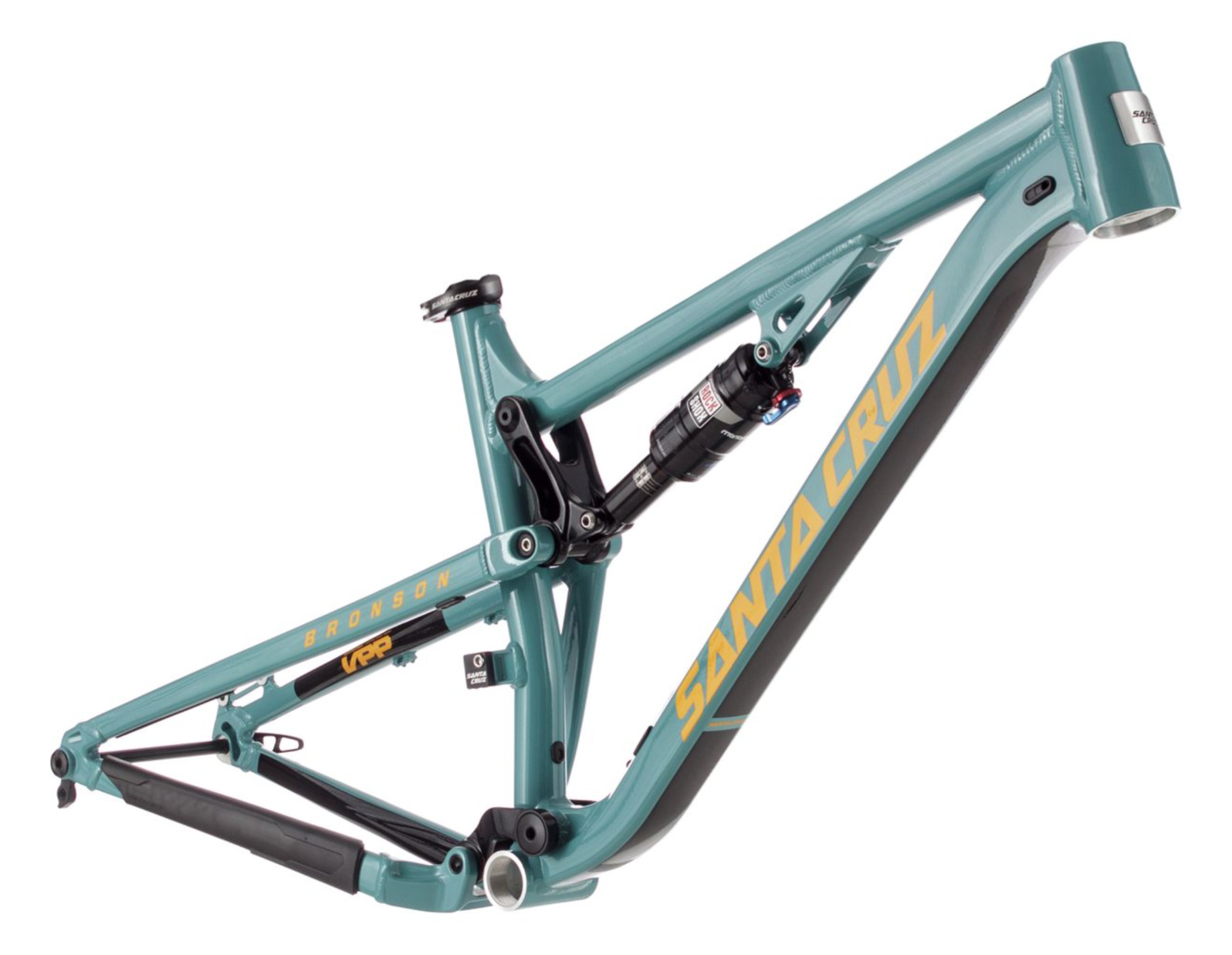Santa Cruz Bicycles Bronson 2.0 Alloy Frame - 2017