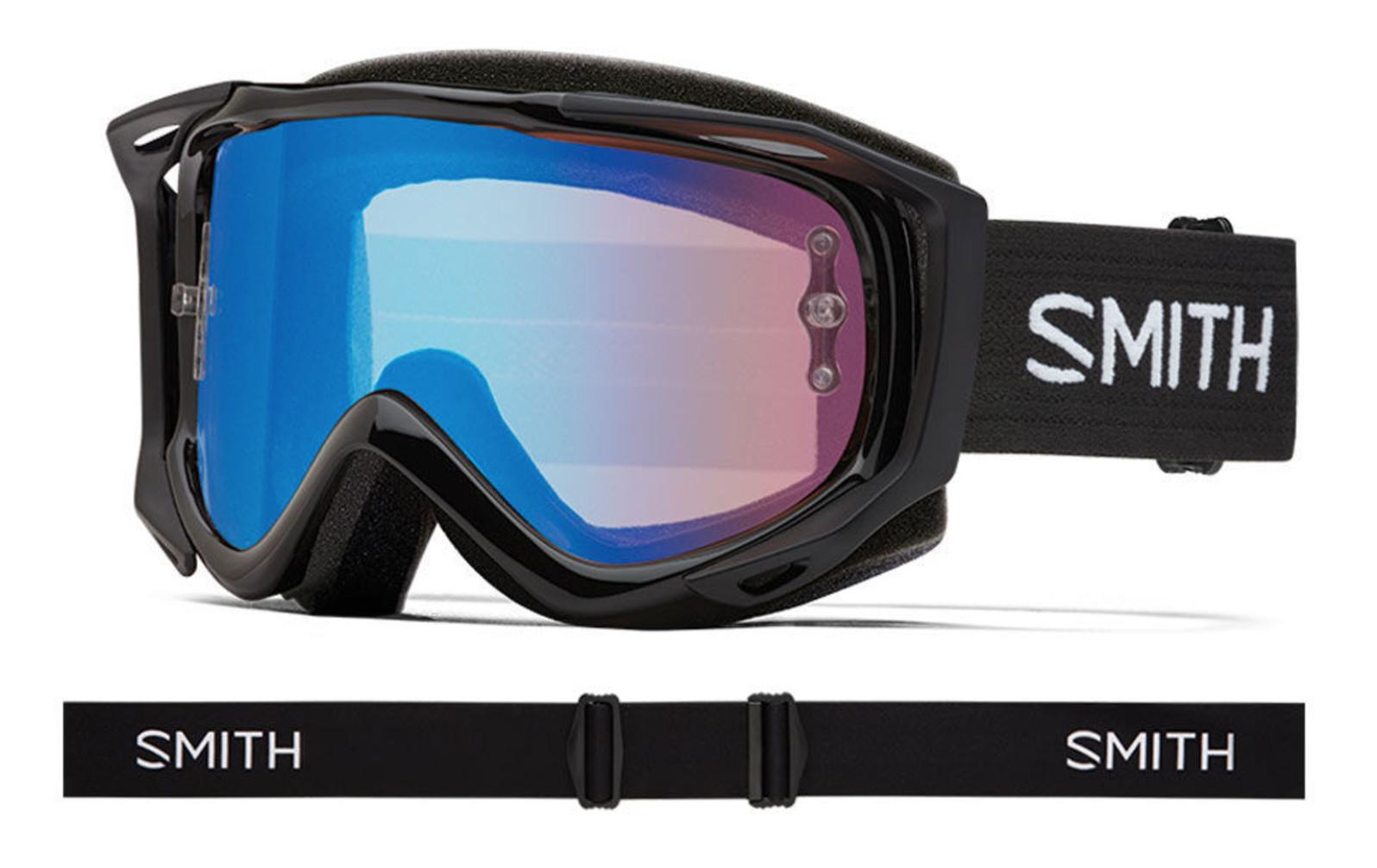 9498f0fe760 Smith Fuel V.2 ChromaPop Goggles - Reviews