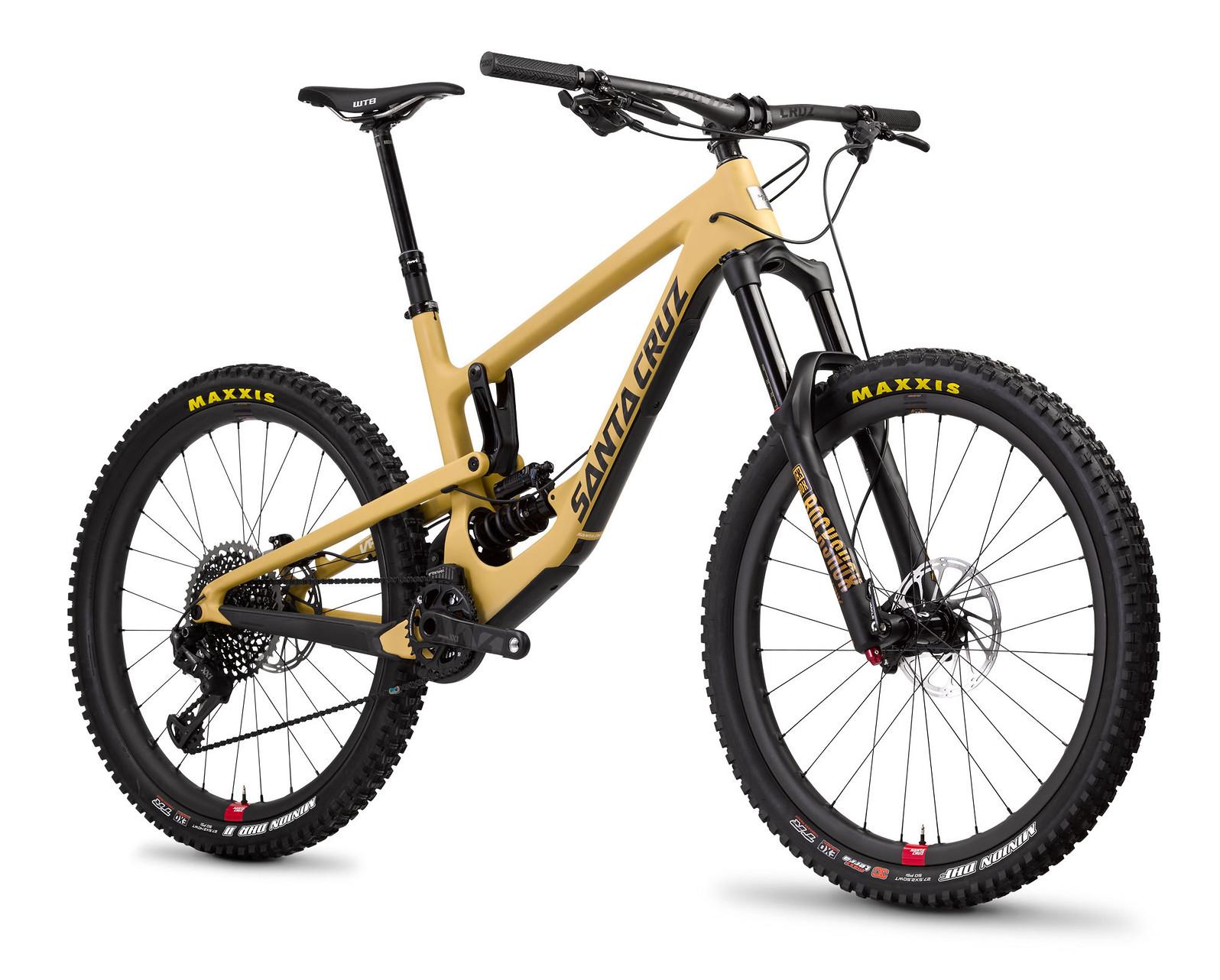 2018 santa cruz nomad carbon cc xx1 reserve reviews comparisons specs mountain bikes. Black Bedroom Furniture Sets. Home Design Ideas