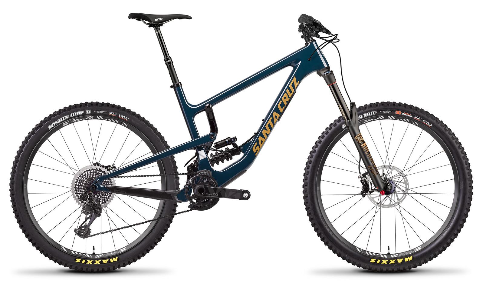 Santa Cruz 2018 Bikes >> 2018 Santa Cruz Nomad Carbon CC XX1 Reserve - Reviews, Comparisons, Specs - Mountain Bikes ...