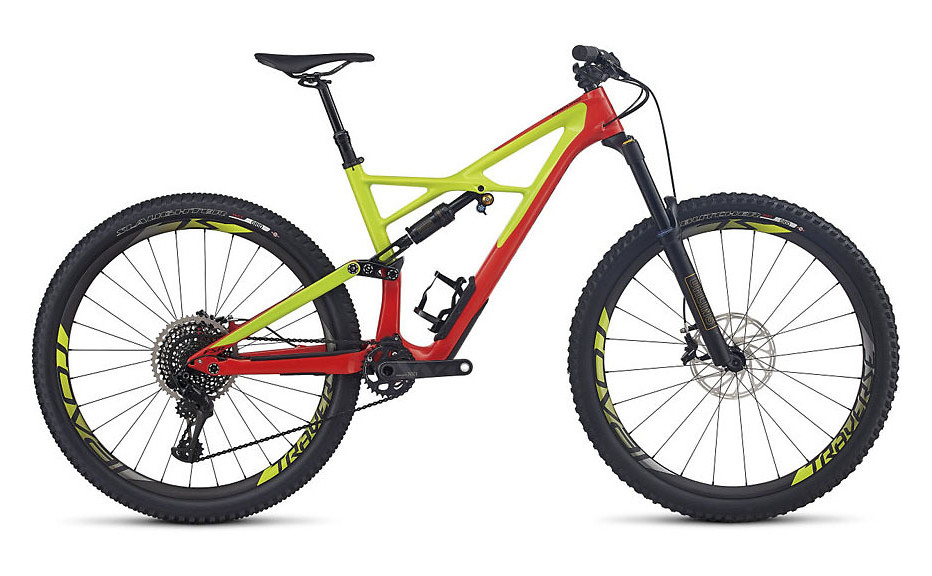 2017 Specialized S-Works Enduro 29/6Fattie