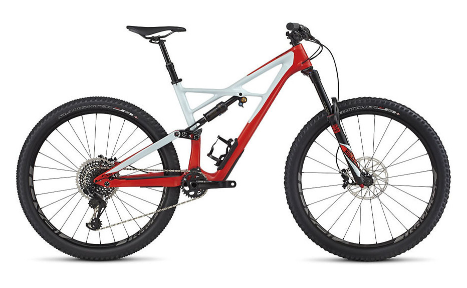 2017 Specialized Enduro Pro Carbon 29/6Fattie