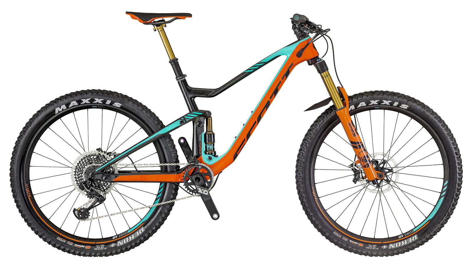 2018 Scott Genius 700 Tuned Bike 700 Tuned