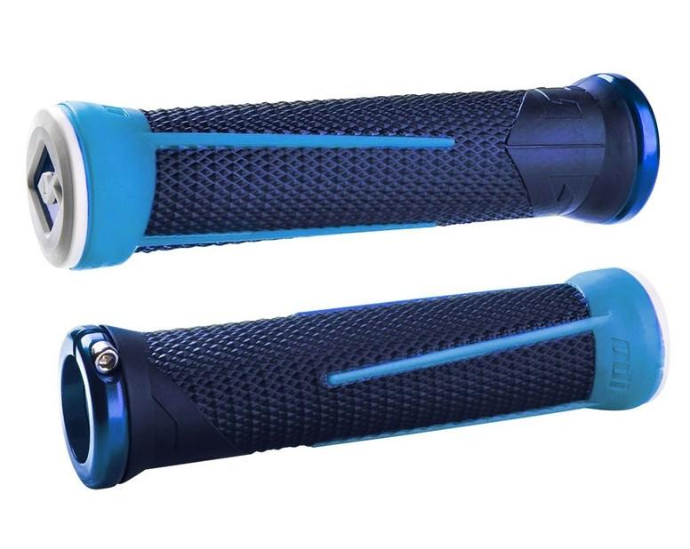 AG-1 LOCK-ON GRIPS (135MM) - blue