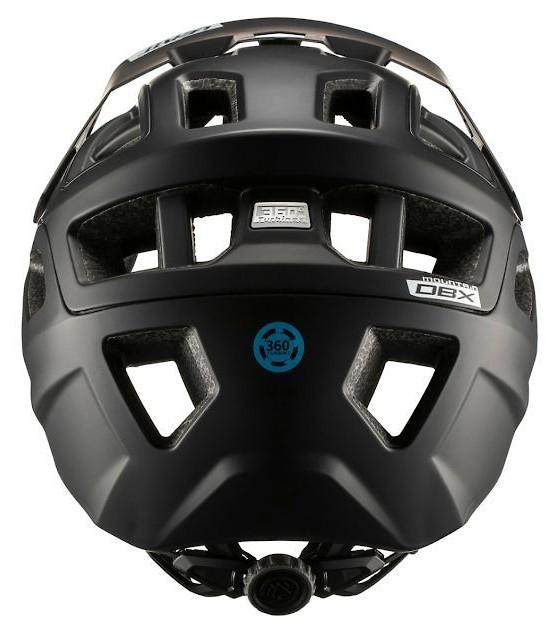 S Adulto Leatt MTB DBX 3.0 DH Casco Bici Unisex Black