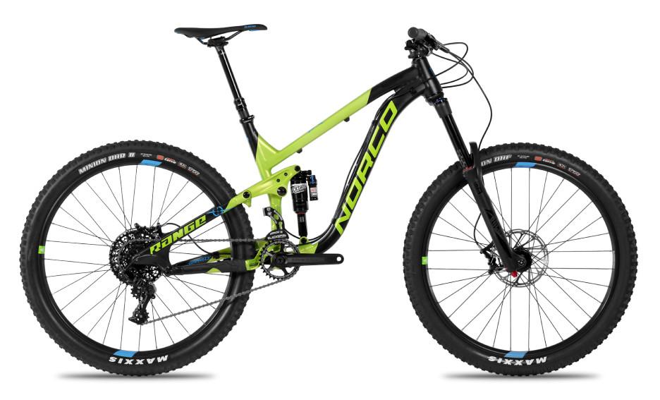 2017 Norco Range A7.1 Bike