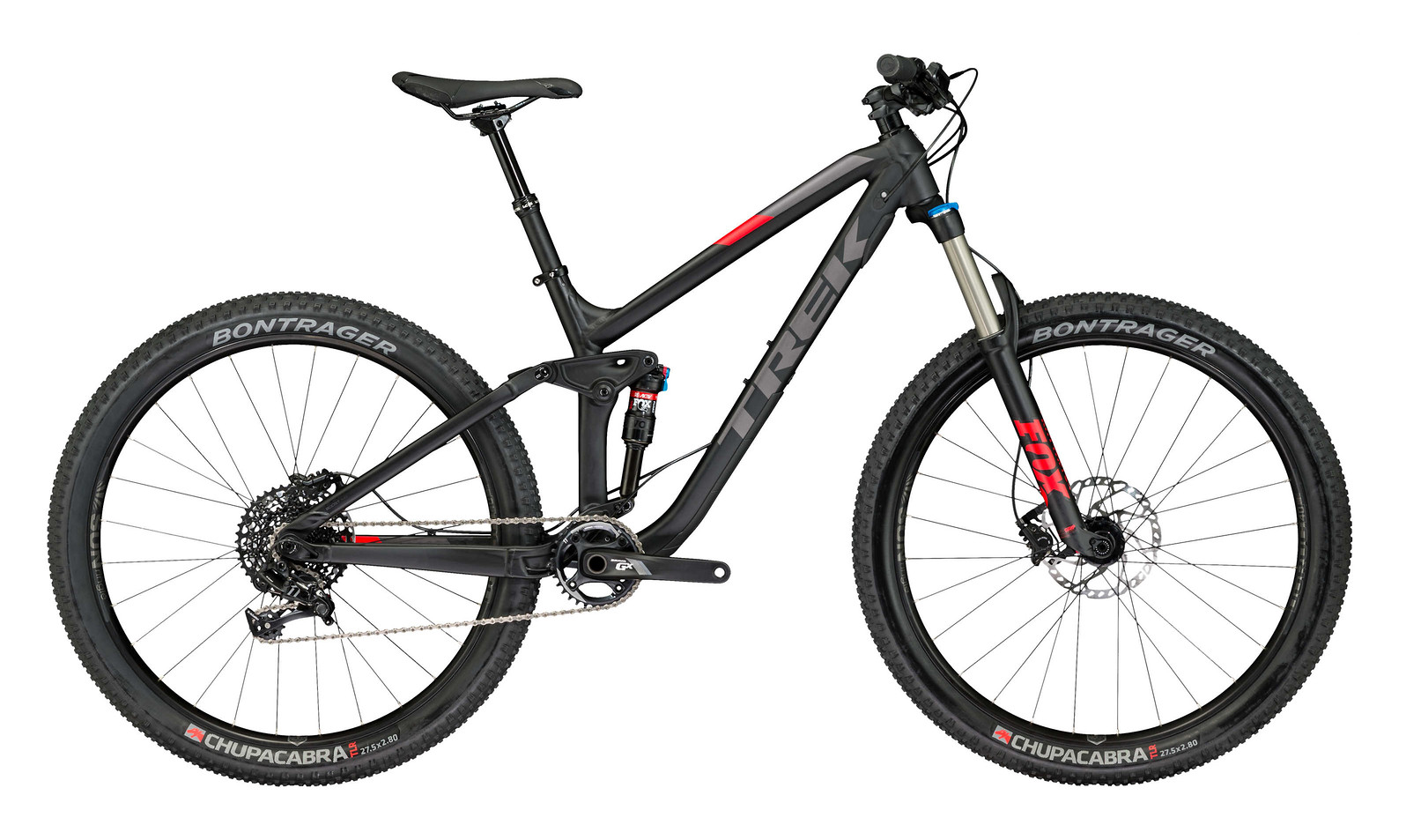 2017 Trek Fuel EX 8 27.5 Plus