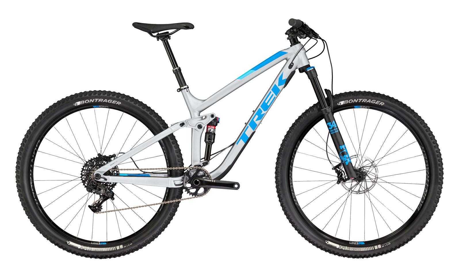 dc5ab7689aa 2017 Trek Fuel EX 9 29 Bike - Reviews, Comparisons, Specs - Mountain ...